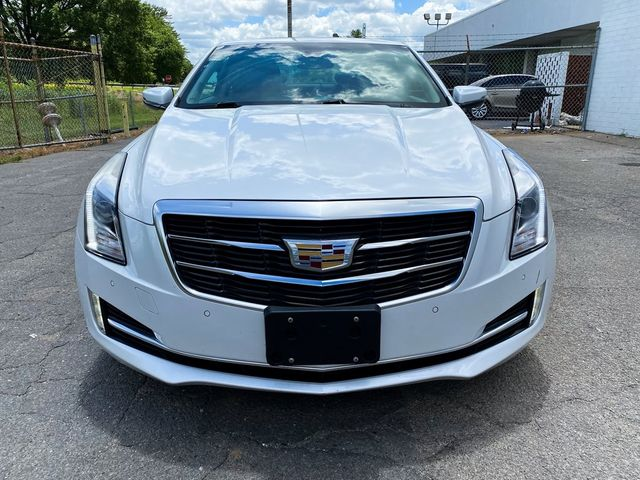 2016 Cadillac ATS Coupe Luxury Collection AWD Madison, NC 6