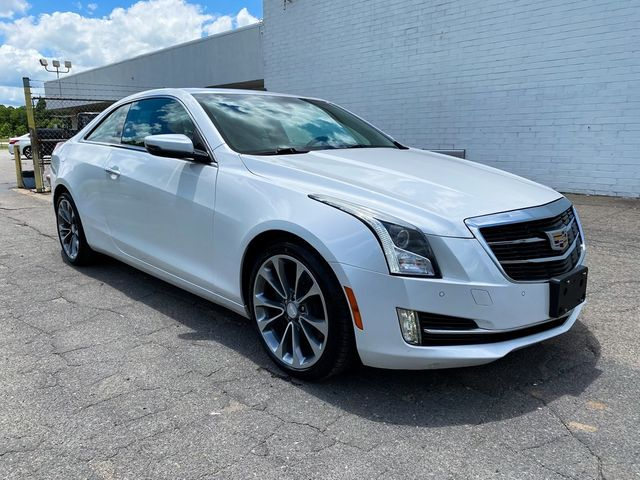 2016 Cadillac ATS Coupe Luxury Collection AWD Madison, NC 7