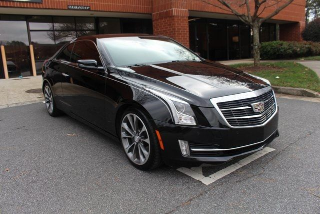 2016 Cadillac ATS Coupe Premium Collection RWD