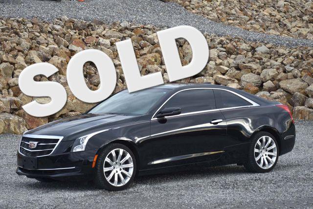 2016 Cadillac ATS Coupe AWD Naugatuck, Connecticut