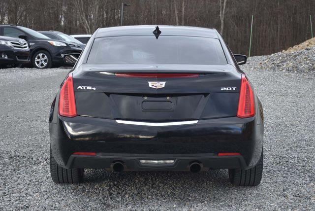 2016 Cadillac ATS Coupe AWD Naugatuck, Connecticut 3
