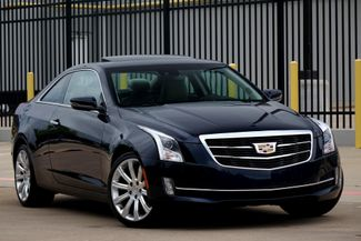 2016 Cadillac ATS Coupe Luxury Collection AWD | Plano, TX | Carrick's Autos in Plano TX
