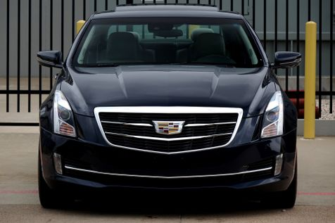 2016 Cadillac ATS Coupe Luxury Collection AWD | Plano, TX | Carrick's Autos in Plano, TX