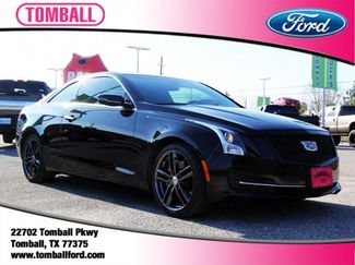 2016 Cadillac ATS Coupe Standard RWD in Tomball, TX 77375