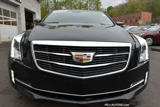 2016 Cadillac ATS Coupe Luxury Collection AWD Waterbury, Connecticut 10