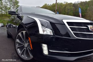 2016 Cadillac ATS Coupe Luxury Collection AWD Waterbury, Connecticut 12