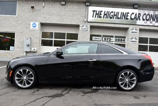 2016 Cadillac ATS Coupe Luxury Collection AWD Waterbury, Connecticut 3