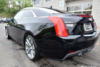 2016 Cadillac ATS Coupe Luxury Collection AWD Waterbury, Connecticut 5