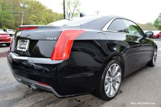 2016 Cadillac ATS Coupe Luxury Collection AWD Waterbury, Connecticut 7