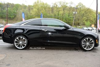 2016 Cadillac ATS Coupe Luxury Collection AWD Waterbury, Connecticut 8