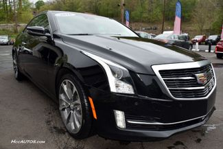2016 Cadillac ATS Coupe Luxury Collection AWD Waterbury, Connecticut 9