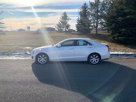 2016 Cadillac ATS 4d Sedan 2.0L Turbo Luxury AWD in Great Falls, MT
