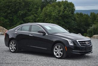 2016 Cadillac ATS Luxury Collection AWD Naugatuck, Connecticut 6