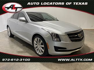 2016 Cadillac ATS Sedan Luxury Collection AWD in Plano, TX 75093