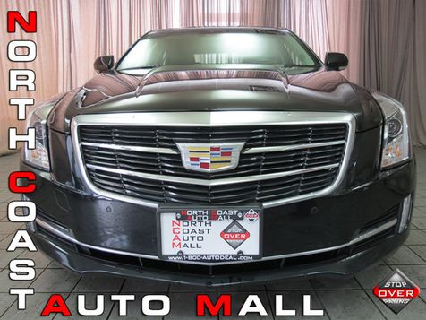 2016 Cadillac ATS Sedan Performance Collection AWD in Akron, OH