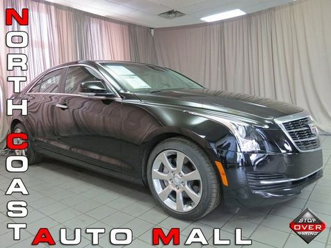 2016 Cadillac ATS Sedan Luxury Collection AWD in Akron, OH