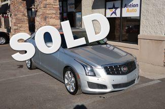 2016 Cadillac ATS Sedan Standard RWD | Bountiful, UT | Antion Auto in Bountiful UT