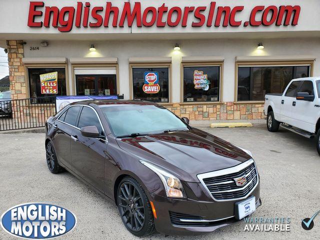 2016 Cadillac ATS Sedan Standard RWD in Brownsville, TX 78521