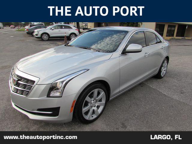 2016 Cadillac ATS Sedan Standard RWD in Largo Florida, 33773