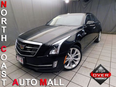 2016 Cadillac ATS Sedan Performance Collection AWD in Cleveland, Ohio
