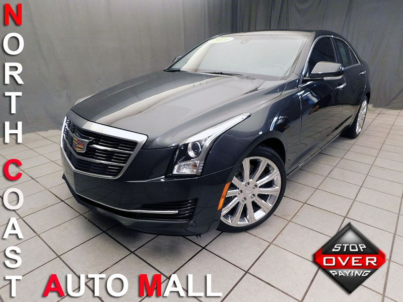 2016 Cadillac ATS Sedan Luxury Collection RWD  city Ohio  North Coast Auto Mall of Cleveland  in Cleveland, Ohio