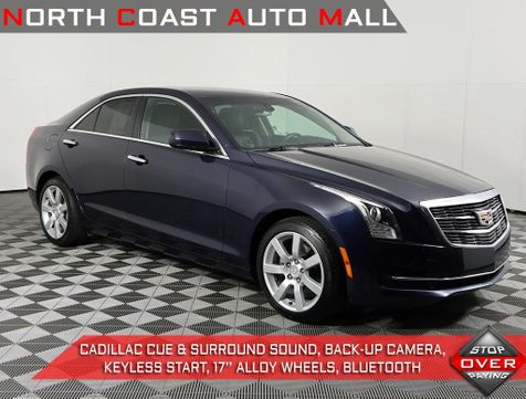 2016 Cadillac ATS Sedan Standard RWD in Cleveland, Ohio