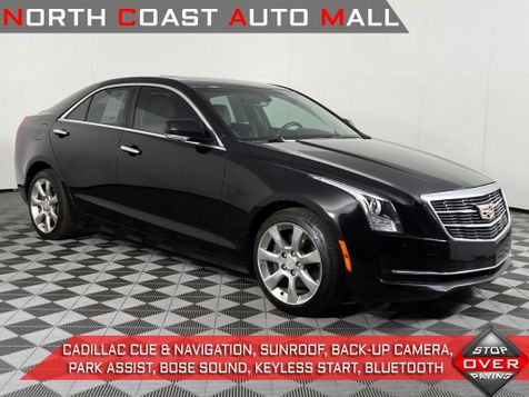 2016 Cadillac ATS Sedan Luxury Collection AWD in Cleveland, Ohio