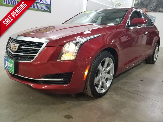 2016 Cadillac ATS Sedan Luxury Collection AWD in Dickinson, ND 58601
