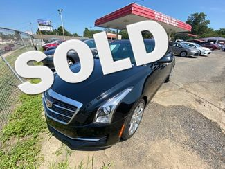 2016 Cadillac ATS Sedan Luxury Collection RWD - John Gibson Auto Sales Hot Springs in Hot Springs Arkansas