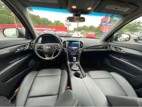 2016 Cadillac ATS Sedan Standard RWD - John Gibson Auto Sales Hot Springs in Hot Springs, Arkansas
