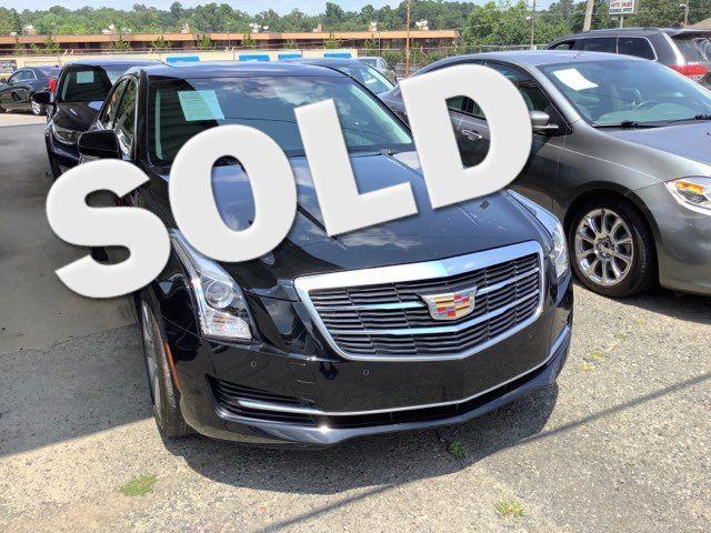 2016 Cadillac ATS Sedan Luxury Collection AWD - John Gibson Auto Sales Hot Springs in Hot Springs Arkansas