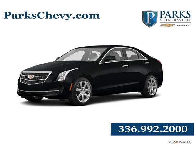 2016 Cadillac ATS Sedan Luxury Collection RWD