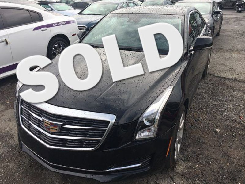 2016 Cadillac ATS Sedan Luxury Collection AWD | Little Rock, AR | Great American Auto, LLC in Little Rock AR
