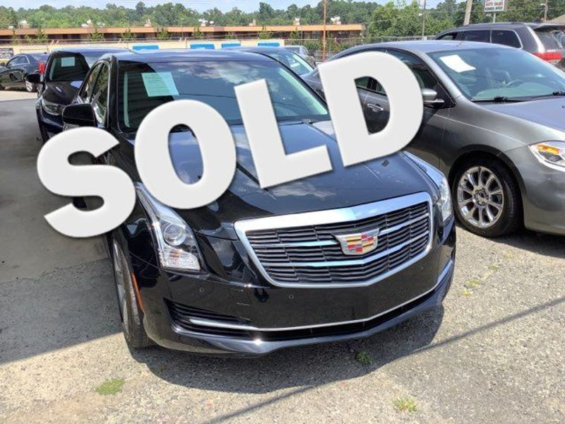 2016 Cadillac ATS Sedan Luxury Collection AWD   Little Rock, AR   Great American Auto, LLC in Little Rock AR