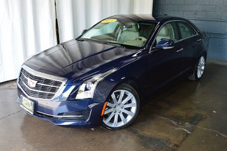2016 Cadillac ATS Sedan Luxury Collection AWD in Merrillville, IN 46410