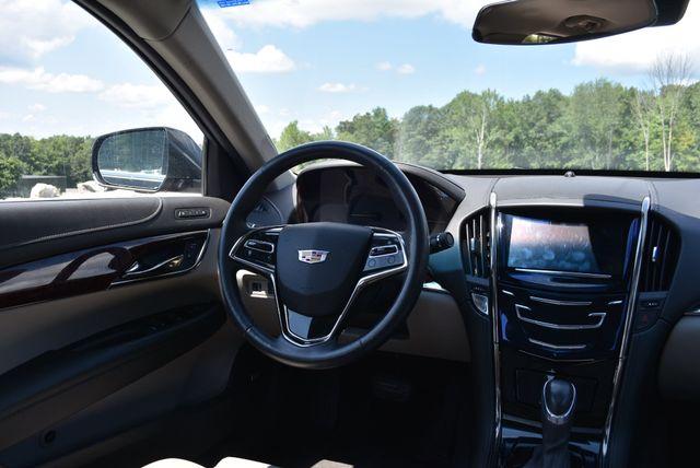 2016 Cadillac ATS Sedan Luxury Collection AWD Naugatuck, Connecticut 15