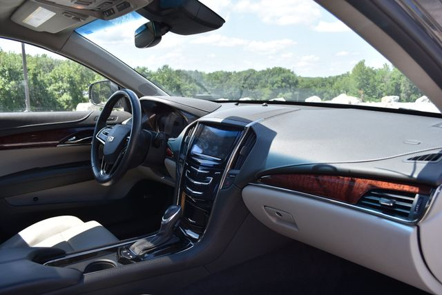 2016 Cadillac ATS Sedan Luxury Collection AWD Naugatuck, Connecticut 9