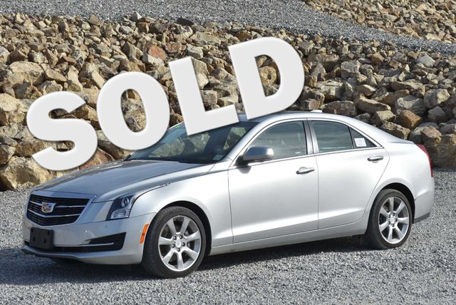 2016 Cadillac ATS Sedan Luxury Collection AWD Naugatuck, Connecticut