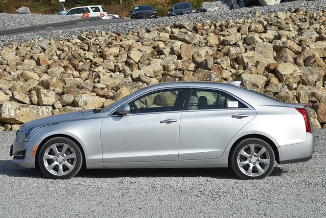2016 Cadillac ATS Sedan Luxury Collection AWD Naugatuck, Connecticut 1