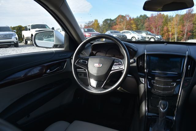 2016 Cadillac ATS Sedan Luxury Collection AWD Naugatuck, Connecticut 13