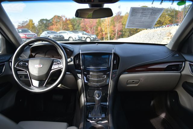 2016 Cadillac ATS Sedan Luxury Collection AWD Naugatuck, Connecticut 14