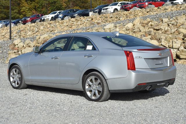 2016 Cadillac ATS Sedan Luxury Collection AWD Naugatuck, Connecticut 2