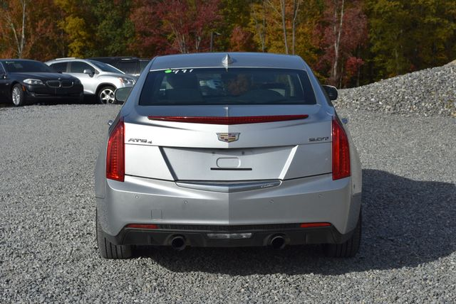 2016 Cadillac ATS Sedan Luxury Collection AWD Naugatuck, Connecticut 3