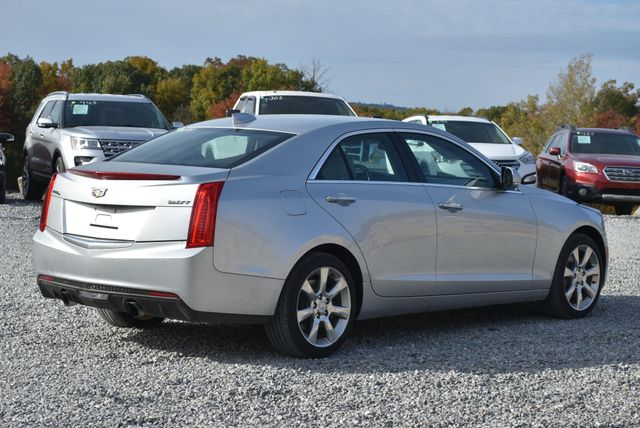 2016 Cadillac ATS Sedan Luxury Collection AWD Naugatuck, Connecticut 4