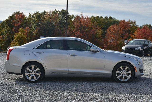 2016 Cadillac ATS Sedan Luxury Collection AWD Naugatuck, Connecticut 5