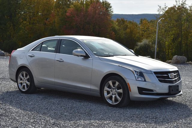 2016 Cadillac ATS Sedan Luxury Collection AWD Naugatuck, Connecticut 6