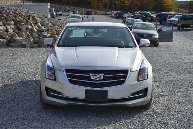2016 Cadillac ATS Sedan Luxury Collection AWD Naugatuck, Connecticut 7