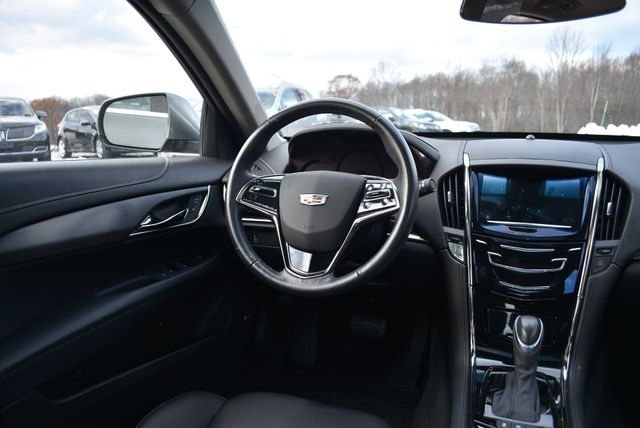 2016 Cadillac ATS Sedan AWD Naugatuck, Connecticut 18