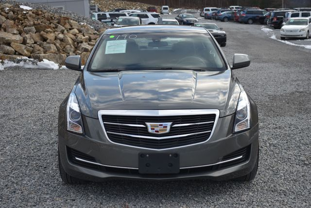 2016 Cadillac ATS Sedan AWD Naugatuck, Connecticut 9