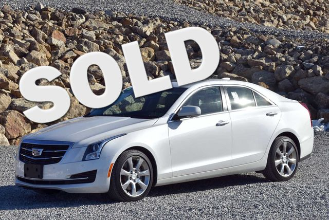2016 Cadillac ATS Sedan Luxury Collection Naugatuck, Connecticut
